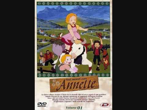Là sui monti con Annette